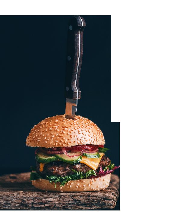 cote burger image noir 3