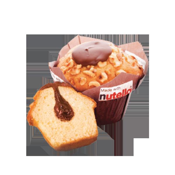 muffin nutella cote burger